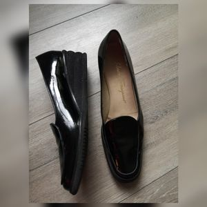 Salvatore Ferragamo classic leather shoes
